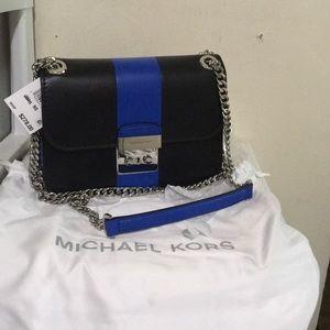 Michael Kors Center Stripe sheldrake MD chain